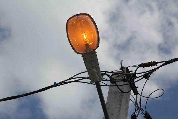 Освітлення вулиць, Любар, 2019