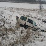 За добу рятувальники вилучили із кюветів 2 автомобіля