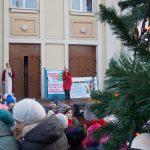 Відкриття новорічної ялинки 2020, Любар