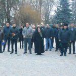 У Любарі відзначили 76 річницю визволення селища від нацистських окупантів, 2020