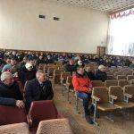 Зустріч керівництва райдержадміністрації з жителями села Нова Чортория