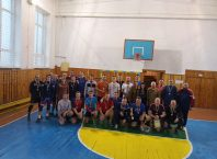 Турнір з волейболу серед чоловіків пам'яті воїна-афганця Олександра Біленького.