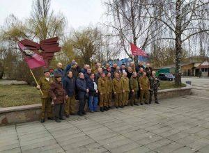 В Любарському будинку культури відбулись заходи з нагоди 31 річниці виведення військ з Афганістану