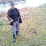 На території Любарського та Чуднівського районів виявлено 11 порушень правил рибальства