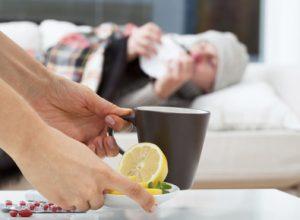 Показники захворюваності на грип та ГРВІ на Любарщині
