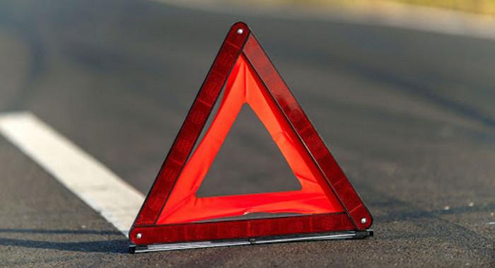 Поліція встановлює обставини ДТП із загорянням автомобіля
