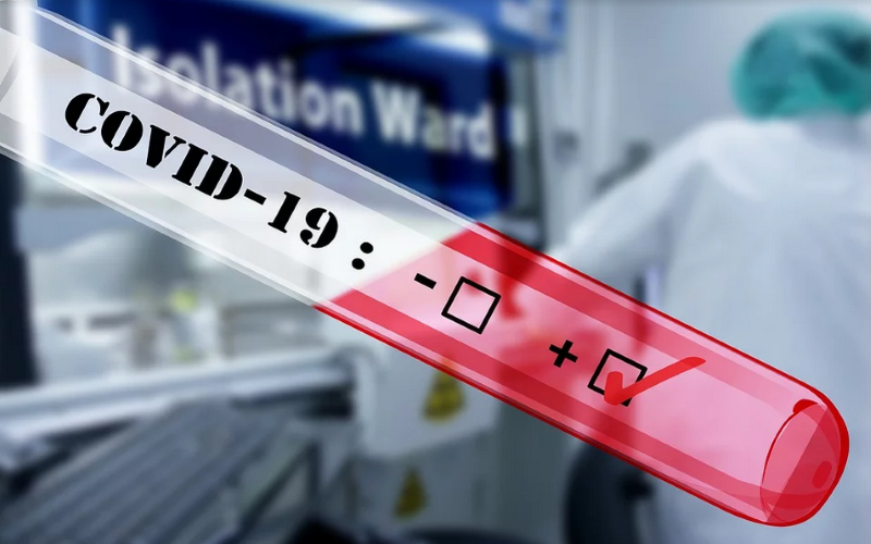 У Любарському районі виявлено 4 нових випадки COVID-19