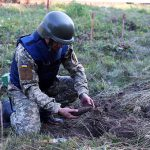 Піротехніки ДСНС знищили 18 артснарядів, знайдених громадянами під час земляних робіт