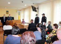 У Любарському районному суді почала працювати судова охорона
