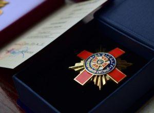 Нагрудним знаком «За відвагу у надзвичайній ситуації» нагородили рятувальника з Любарщини