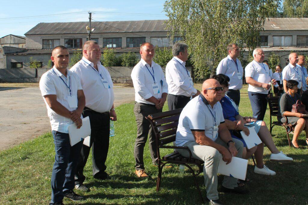 На Житомирщині презентували партійний осередок партії «Наш Край»