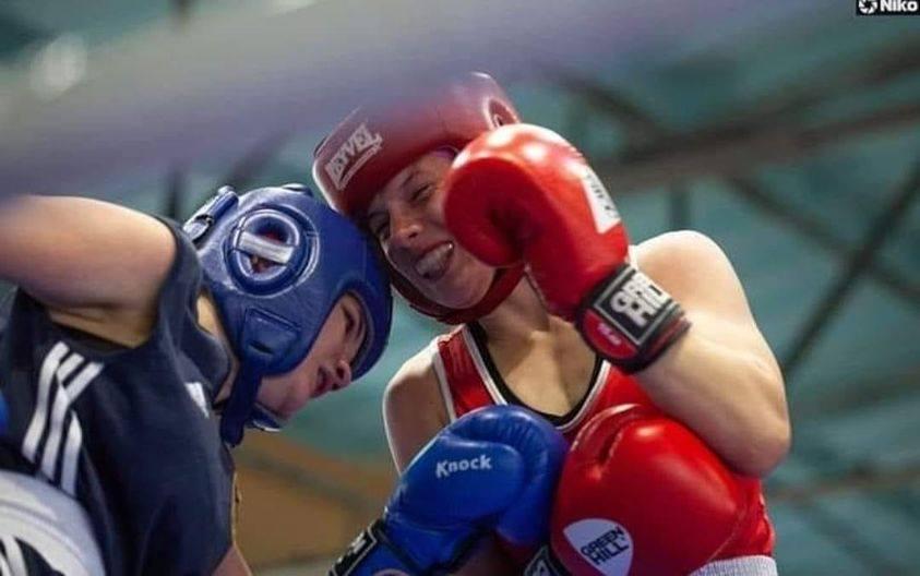 Боксерка з Любара завоювала бронзу на Чемпіонаті України