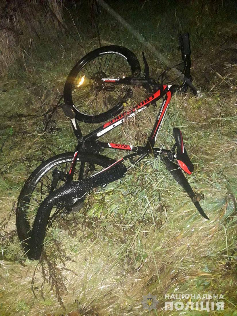 На Любарщині у ДТП загинув велосипедист