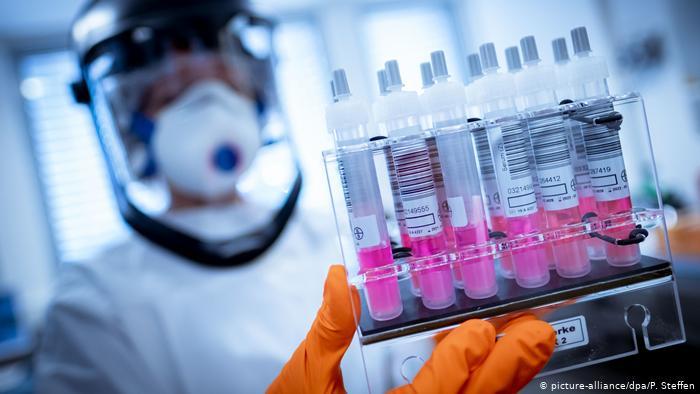 На Любарщині – 50 нових випадків коронавірусної хвороби, в Україні – понад 16 тисяч