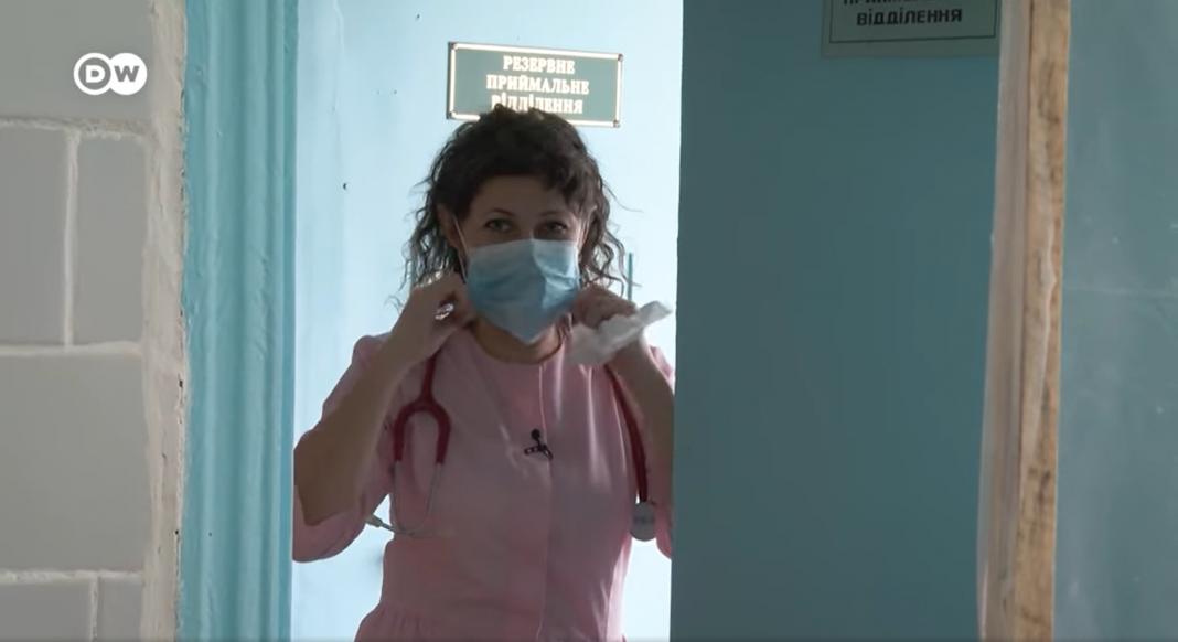 «Найдорожче зараз – кисень»: лікарка з Любара розповіла про боротьбу з вірусом