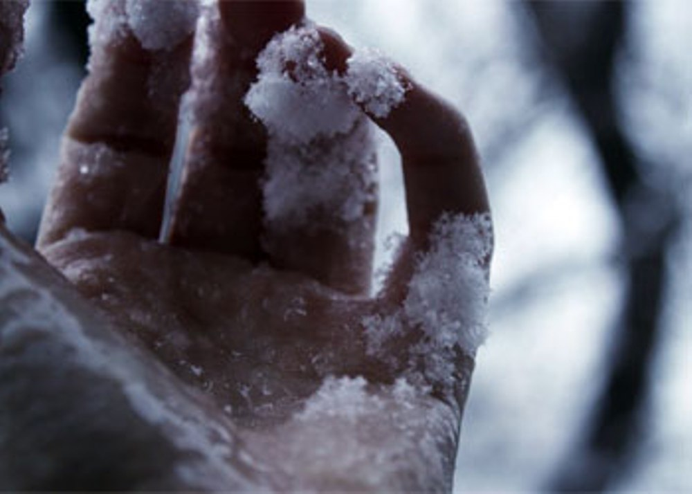 На Любарщині двоє людей потрапили до лікарні з обмороженням