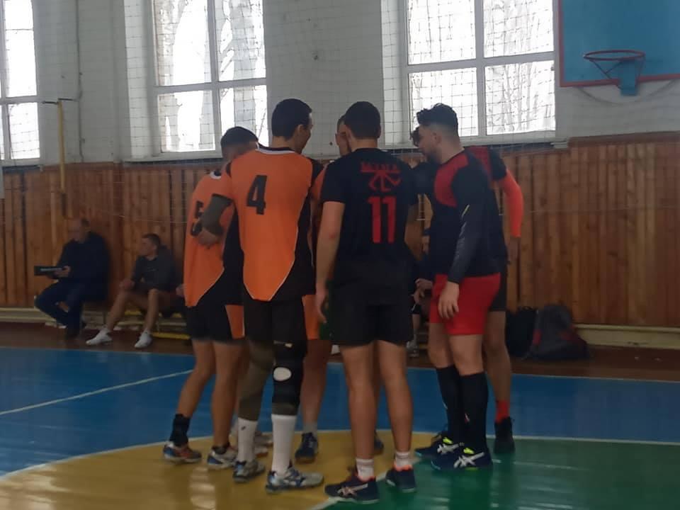 На Любарщині відбувся турнір з волейболу пам'яті Олександра Біленького
