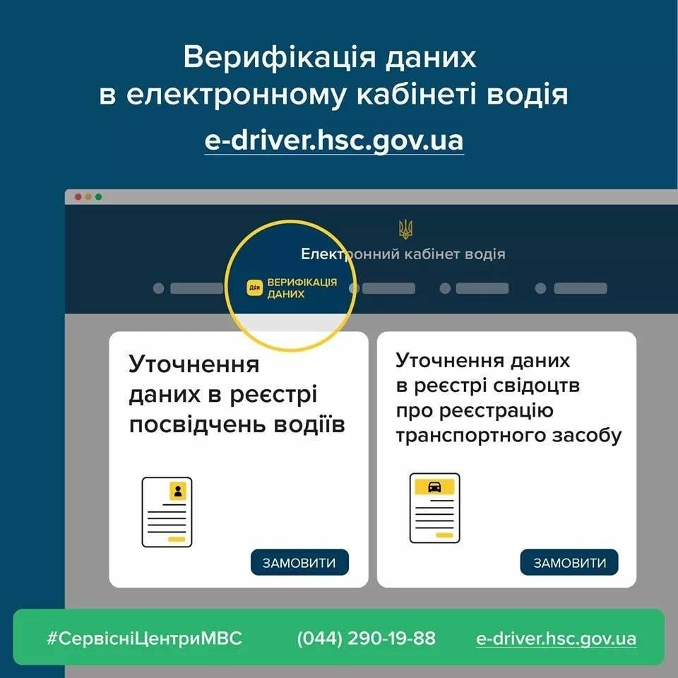 «Чуже посвідчення»: алгоритм дій при некоректних даних в електронному посвідченні водія