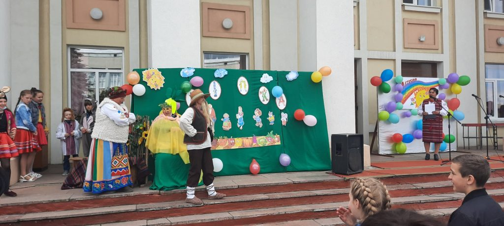 У Любарі з розмахом відсвяткували Міжнародний день захисту дітей