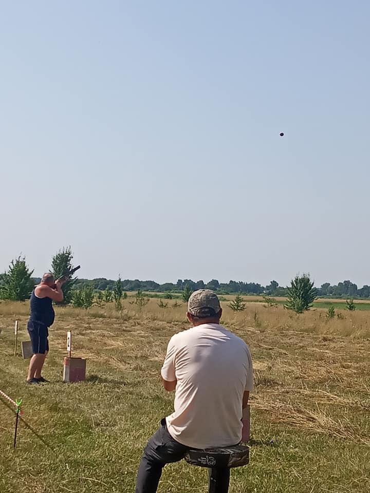У стрілецькому турнірі на Любарщині змагалися 39 учасників