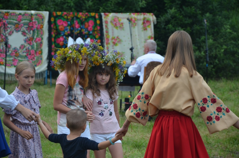 У Любарі відсвяткували Свято Купала: фоторепортаж