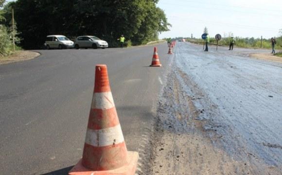 Між Новим і Старим Любаром білоруси відремонтують 3,5 км траси за понад 200 млн грн